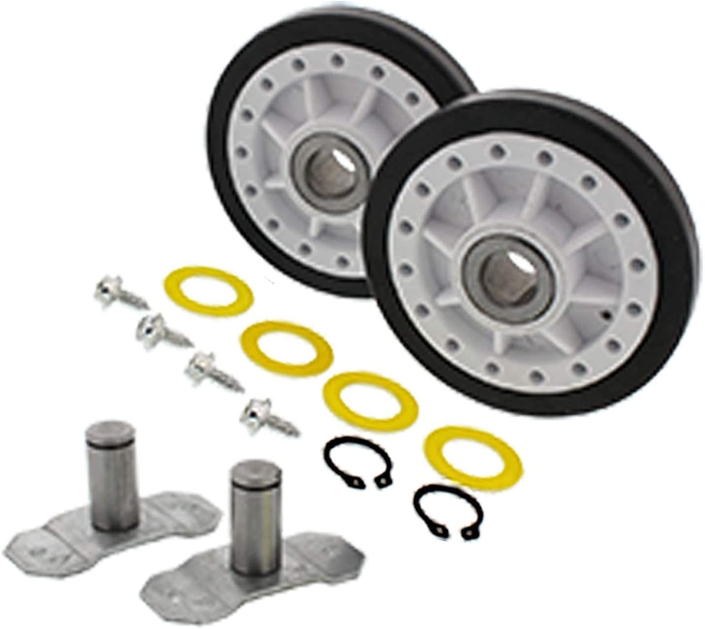 AH2162268 Dryer Drum Roller Kit for Dryers Compatible With CDE20