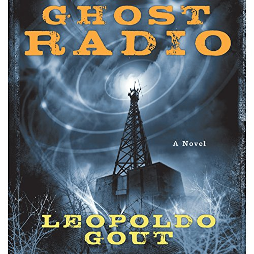 Ghost Radio audiobook cover art