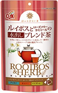 OSKルイボスとローズマリー・カモミールの水出しブレンド茶ティーパック(2g×8袋) ×4個 ティーバッグ