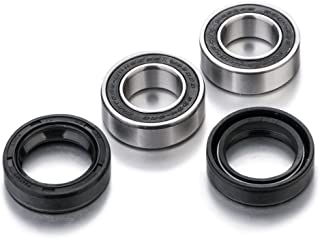 [Factory-Links] Front Wheel Bearing Kits, Fits: Honda (1995-2019): CR 125R, CR 250R, CR 500R, CRF 250R, CRF 450R