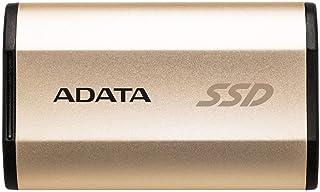 ASE730H-256GU31-CGD [256GB ポータブルSSD SE730H USB 3.1 Type-C IP68 防塵/防水 耐衝撃 ゴールド]
