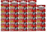 24 Panasonic CR2032 Batteries...
