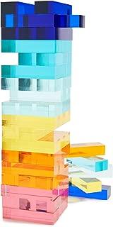 SunnyLife Lucite Jumbling Tower