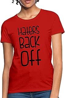 Miranda Sings Merch Haters Back Off Women's T-Shirt
