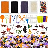 14791 Pieces Halloween Colorful Water Gel...