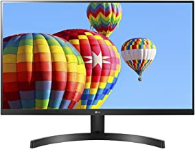 "LG 27MK600M-B 27"" Full HD IPS Monitor with Radeon FreeSync Technology and Virtually.."