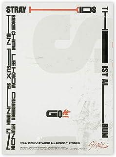 STRAY KIDS 1st Album - GO生 [ Standard ver. / A Type ] CD + Photobook + Photocards + Unit Lyric Leaflet + 4 Cut Film + Secr...