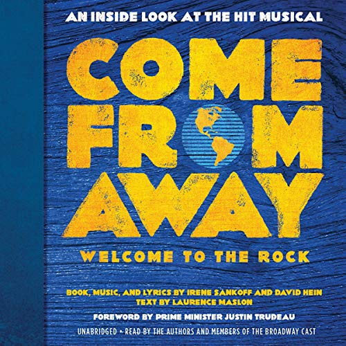 Couverture de Come from Away: Welcome to the Rock