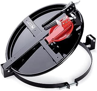 New Pig Vapor-Control Latching Drum Lid, For 30 Gallon Steel Drums, Bolt-Ring, Versatile Locking Lid, 22