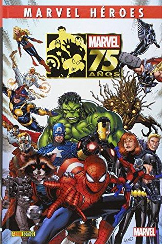 Marvel 75 Años. La Era Moderna (MARVEL HÉROES)