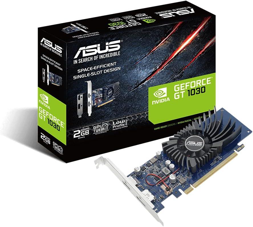 GT1030-2G-BRK GeForce GT 1030 2GB GDDR5