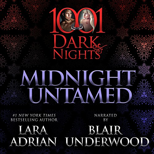 Midnight Untamed cover art