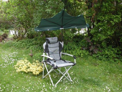 Novedad–El regalo–La Stabielo reposacabezas silla plegable sol–Kit de viaje pantalla–Stabielo Holly Sunny®...