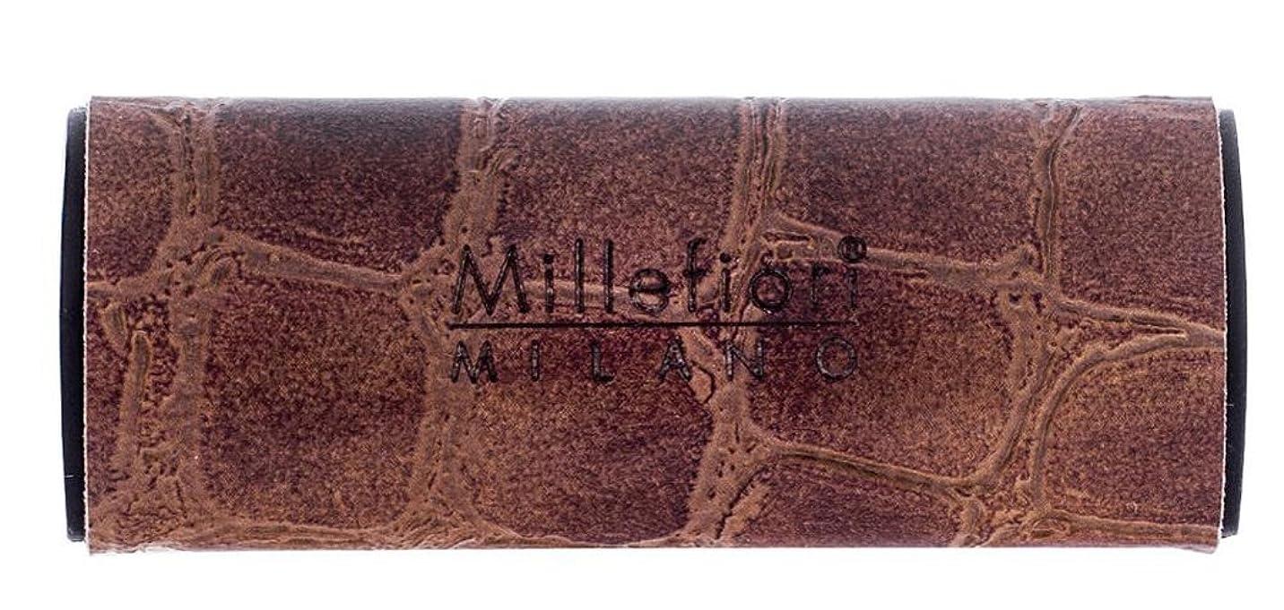並外れたフォーク流行しているMillefiori カーエアフレッシュナー [SAFARI] オレンジティー CDIF-X-003