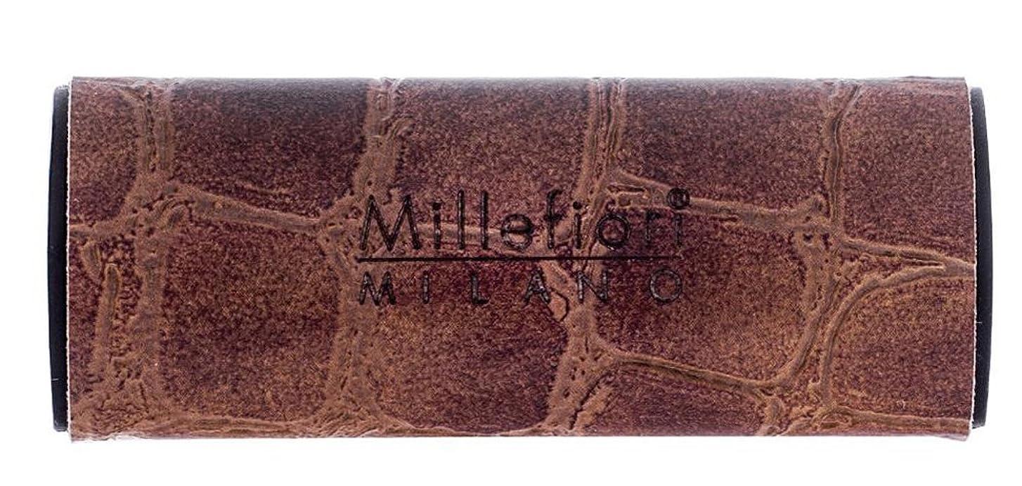 Millefiori カーエアフレッシュナー [SAFARI] オレンジティー CDIF-X-003