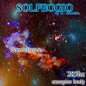 Solfeggio Constellation - 285 Hz Energize Body