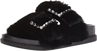 akid fur slides