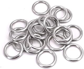 UTSAUTO Oil Drain Plug Gaskets Crush Washers Seals Rings for A3 A4 A5 A6 A7 A8 Q3 Q5 Q7 TT RS7 VW Jetta Passat Tiguan Golf CC Part # N0138157, 20 Pack