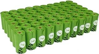 ペット エヌ ペット(PET N PET) うんち処理袋 うんち袋 犬・猫適用 うんち取り エチケットパック ゴミ袋 グリーン 60ロール (1080枚入り)