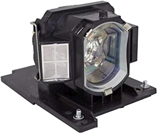 Kingoo Excellent Projector Lamp for HITACHI CP-X2511N CP-X2010 CP-X2011N ED-X45N CP-X2011 Replacement Projector Lamp Bulb with Housing