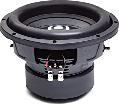 SoundQubed HDS2.1 Dual Voice Coil 600W RMS Series Subwoofers (10-inch Dual 4 Ohm)