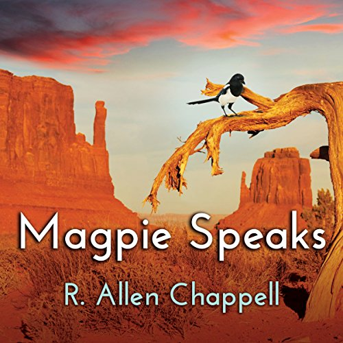 Magpie Speaks audiobook cover art