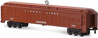 Hallmark Lionel 2627 Madison Passenger Car Ornament