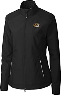 Cutter Womens Beacon Full Zip Jacket LCO01211, Black, X-Small