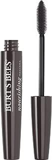 Burt's Bees 100% Natural Origin Nourishing Mascara, Black Brown - 0.4 Ounce