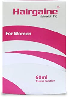 Hairgaine Minoxidil 2% Spray for Women - 60mL
