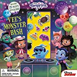 Vampirina Vee's Monster Bash: With Puffy Stickers!