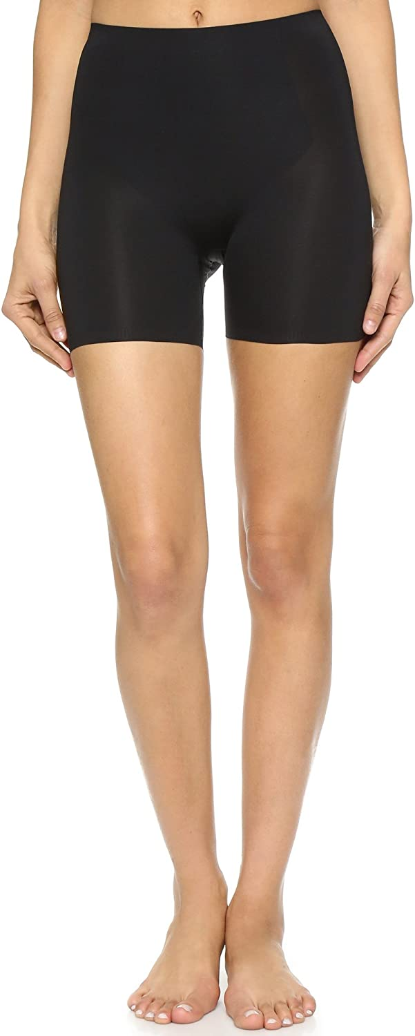 SPANX Shapewear for Women Thinstincts 1.0 High-Waisted Mid-Thigh Shaping Short (Regular and Plus Sizes)