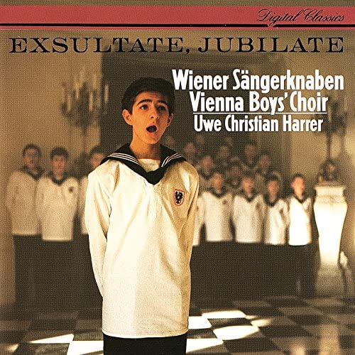 Vienna Boys Choir, Chorus Viennensis, Wiener Kammerorchester, Uwe Christian Harrer & Max Emanuel Cencic