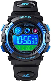 Kids Sports Watch, Multi Function Digital Kids Watches...