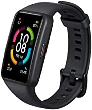 "Honor Band 6 Smart Wristband 1st Full Screen 1.47"" AMOLED Color Touchscreen SpO2 Swim Heart Rate Sleep Nap Stress All-in-O..."