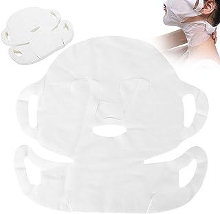 100 Stuks Maskerpapier Voor Gezicht, Diy Katoenen Gezicht Huidverzorging Hydraterende Accessoires Hydraterende En Revitali...