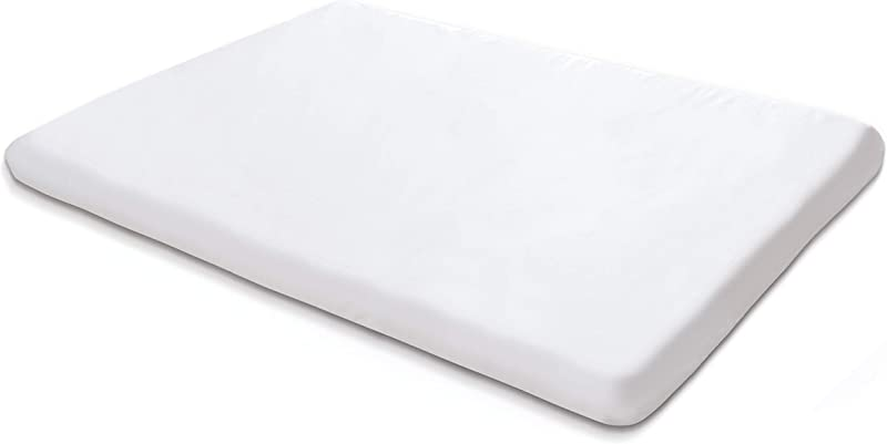 Milliard Memory Foam Pack N Play Mattress Topper