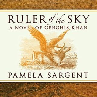 Ruler of the Sky audiobook cover art