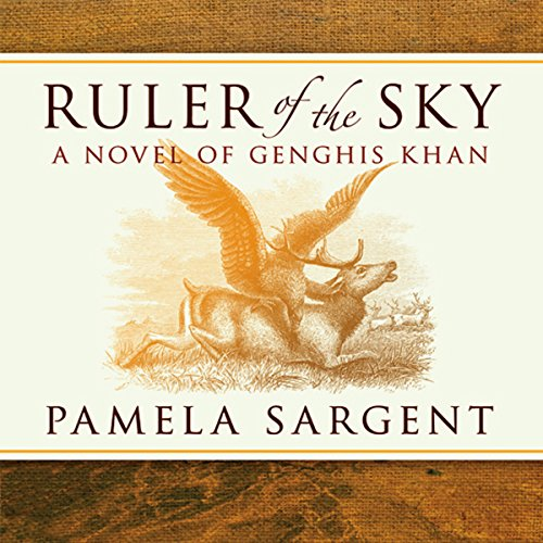 Ruler of the Sky audiobook cover art
