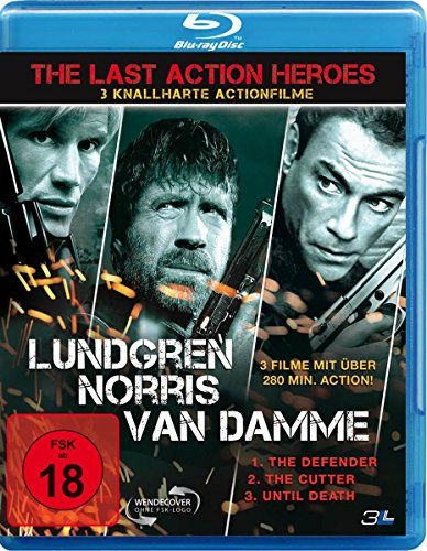 The Last Action Heroes [Blu-ray]