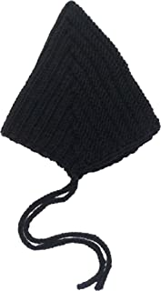 Toddler Boys Girls Wool hat, Newborn Knitted Hat with Earflap Winter Hat
