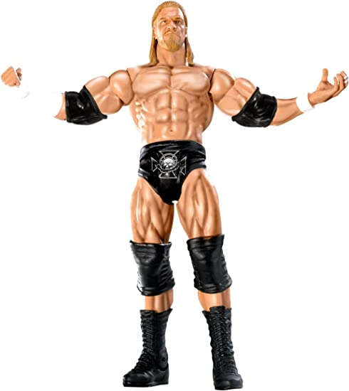 WWE Wrestling Triple H Action Figure