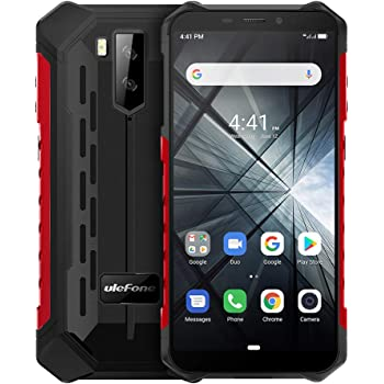 Ulefone Armor X3 (2019), IP68 Impermeable Smartphone, Moviles ...