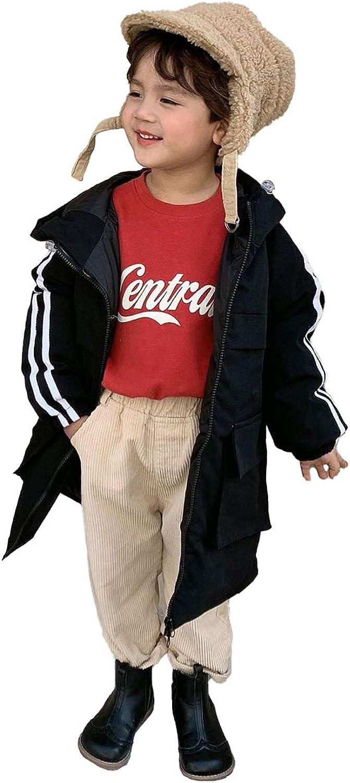 LYMQY 2020 Winter Children's Down Atlanta Mall Boys 80% Hoo Max 87% OFF Jacket Girls