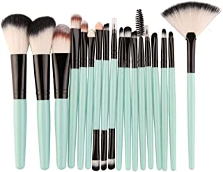 18pcs/set Makeup Brushes Tool Cosmetic Powder Eye Shadow Foundation Blush Blending Beauty Make Up Brush
