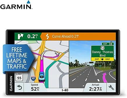 Garmin 010-01681-02 DriveSmart 61 NA LMT-S GPS w/Smart Features (reacondicionado certificado)