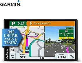Garmin 010-01681-02 DriveSmart 61 NA LMT-S GPS w/Smart Features (Renewed)