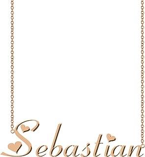 ZAloha Personalized Name Necklace Custom Pendant