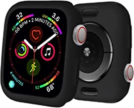 BOTOMALL for Apple Watch Case 38mm 42mm 40mm 44mm Premium Soft Flexible TPU Thin Lightweight Protective Bumper Cover Prote...