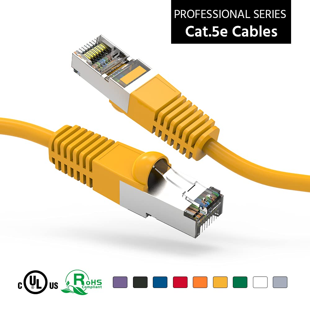 0.5ft 0.2M Cat5E Popular products Shielded shopping FTP Ethernet Network Cable Booted
